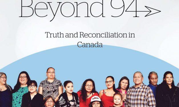 Monitor Canada's progress with the 94 Calls to Action