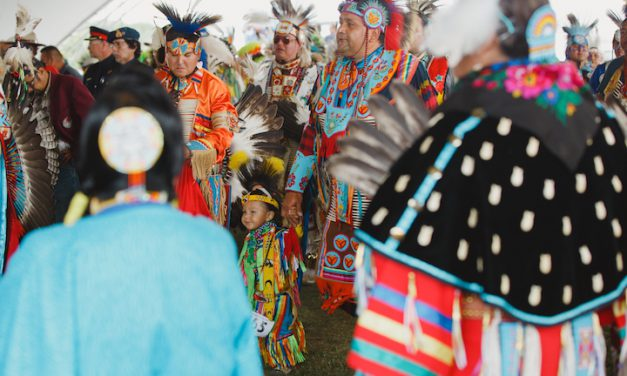 Attend a powwow in your community