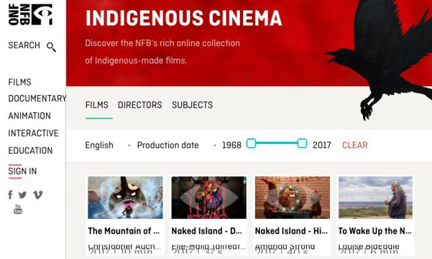 Visit National Film Board for Indigenous-made Films