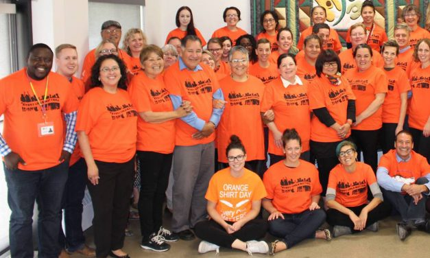 Participate in Orange Shirt Day Events