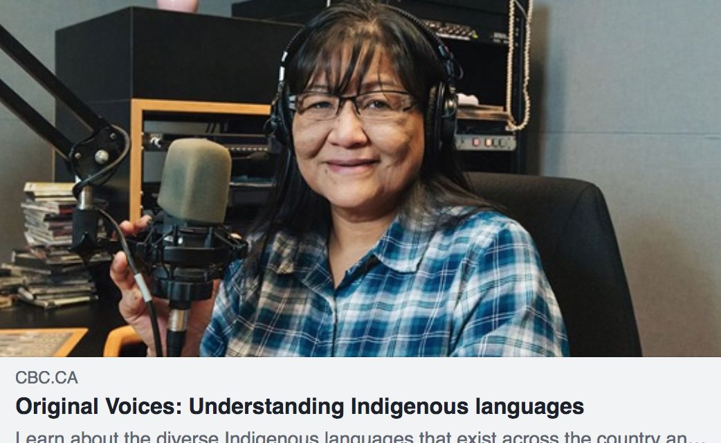 Learn about Indigenous Languages