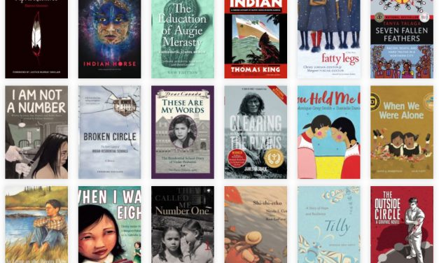 Library recommended reconciliation reading lists