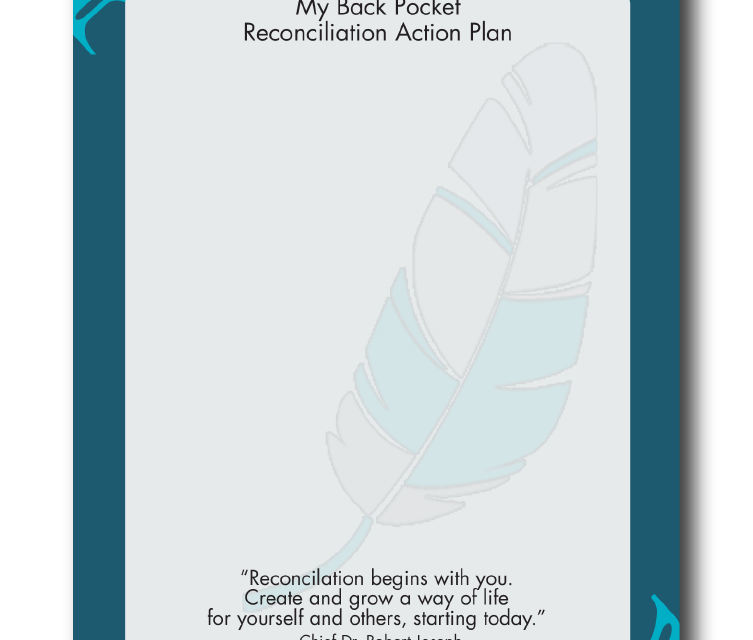 Make a Back Pocket Reconciliation Action Plan