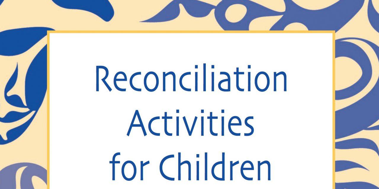Reconciliation Activities for Children