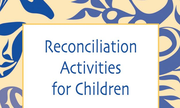 Reconciliation Activities for Children