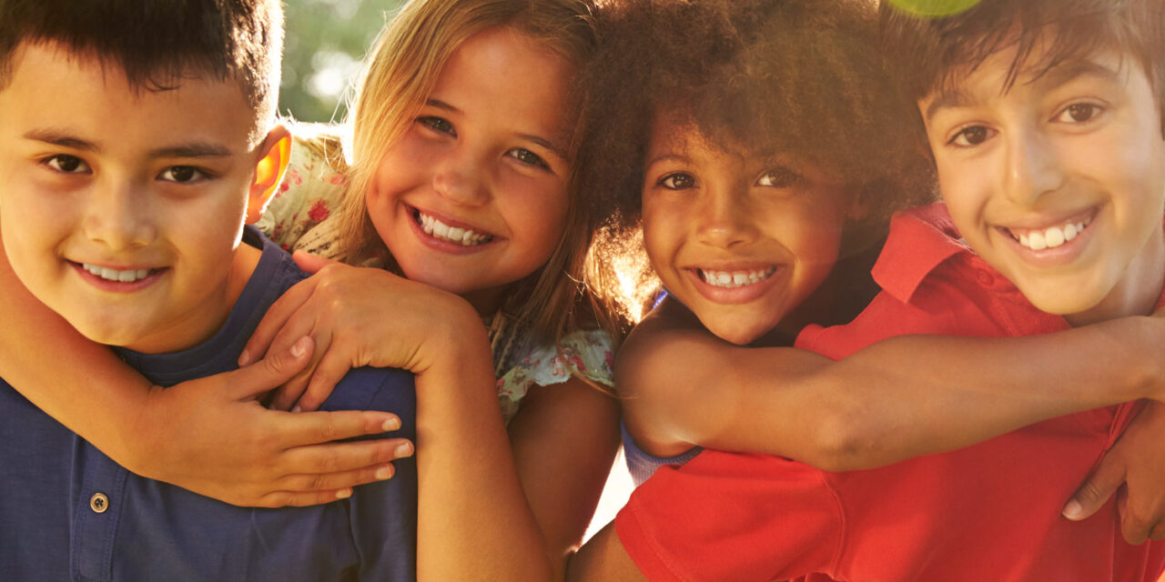 Advice: How to Talk to Kids about Race and Racism