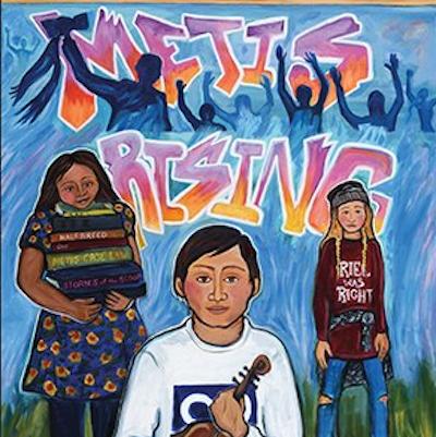 Learn Métis history visually