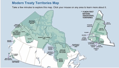 Learn about Modern Treaties