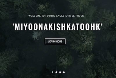 Learn with Future Ancestors Services