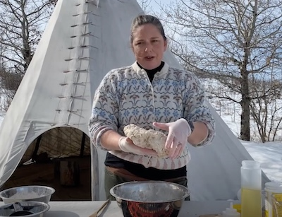 Watch: Bannock and Learning