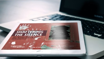 Read: Shattering the Silence